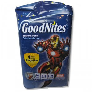 iron man goodnites