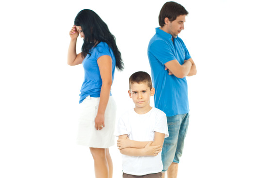 Divorce and Bedwetting