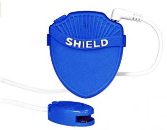 Shield Alarm - Blue