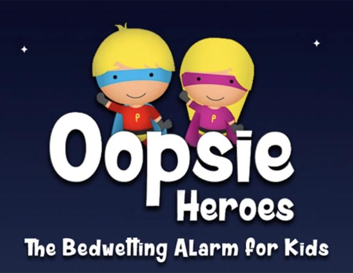 Oopsie Heroes Bedwetting Alarm