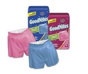 Bedwetting Sleep Shorts