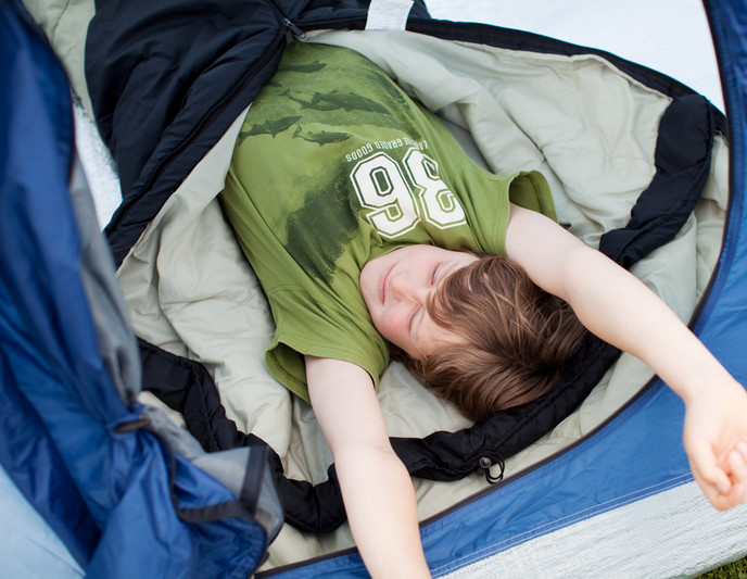 bedwetting at summer camp